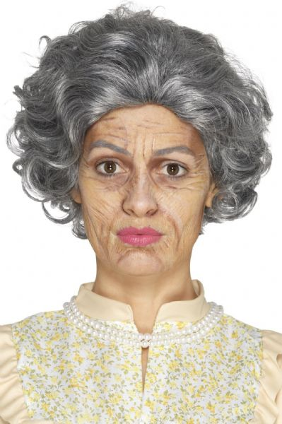 Old Age /  Granny  Makeup Kit